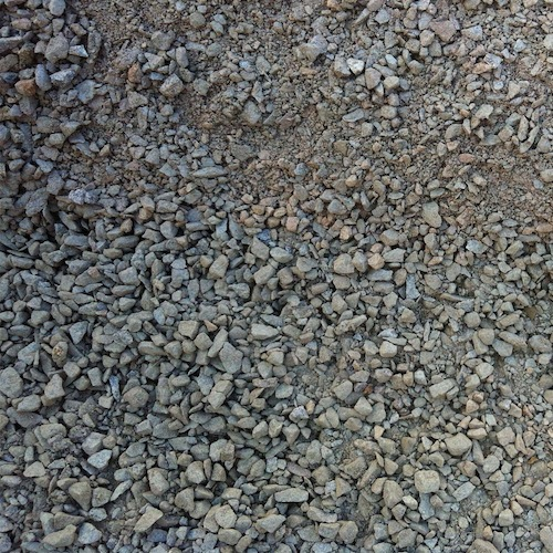 crushed-granite